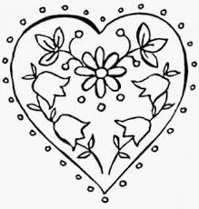 Kleurplaten Bloemen En Hartjes.Hartjes Kleurplaat 1000 Gratis Kleurplaatsen In Alle