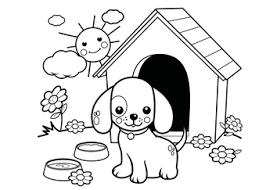 Kleurplaten Van Honden.Hond Kleurplaat 1000 Gratis Kleurplaatsen In Alle Vormen