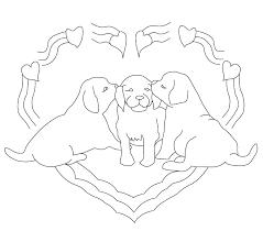 Hond Kleurplaat 1000 Gratis Kleurplaatsen In Alle Vormen